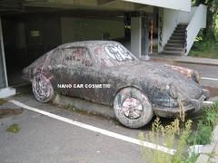 Lackschäden, Nano Car Cosmetic, Auto